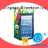 energy saving commercial drink fridge display package for bakery