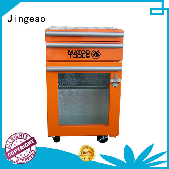 Jingeao accurate small commercial fridge marketing for hotel