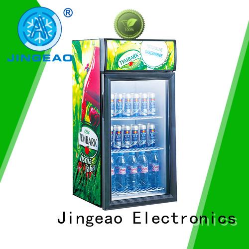 Jingeao display display freezer package for bar