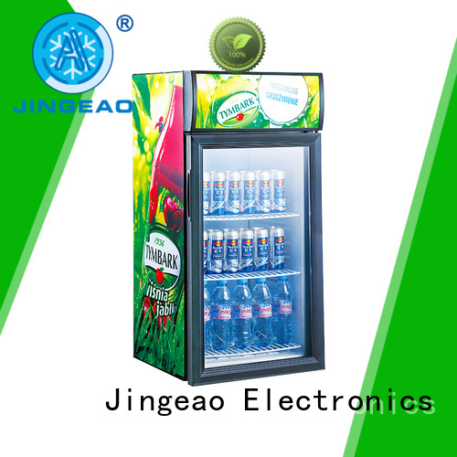 Jingeao display display freezer package for bar
