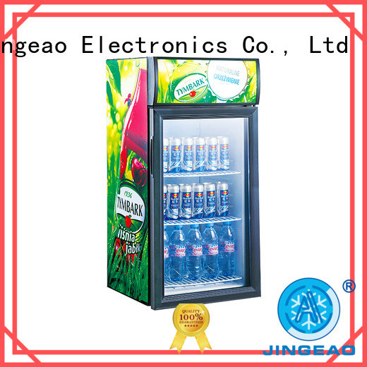 cool glass door refrigerator cooler improvement for store