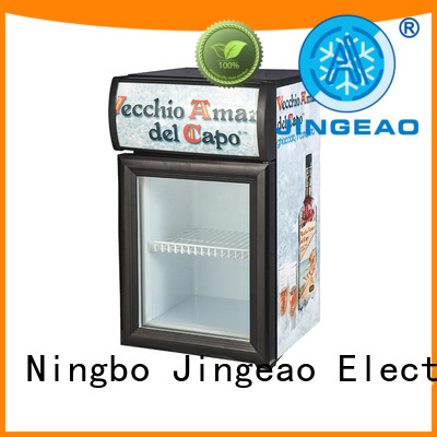 Jingeao cooler commercial fridge research for wine