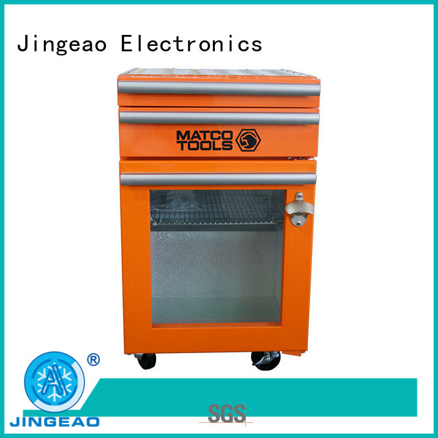 Jingeao tooth toolbox cooler buy now for supermarket