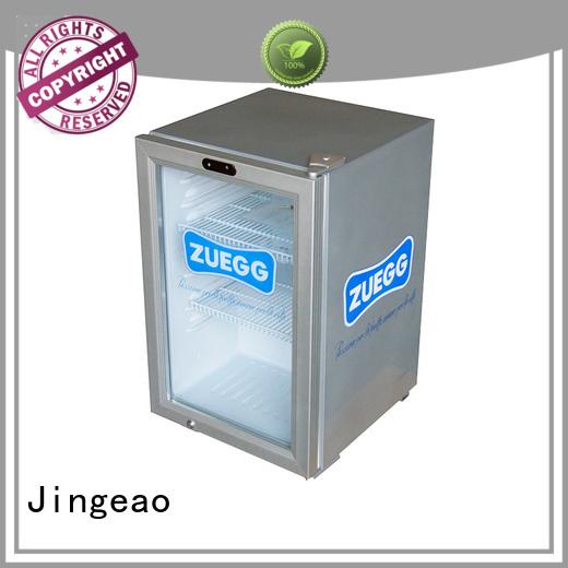 popular Display Cooler beverage environmentally friendly for school