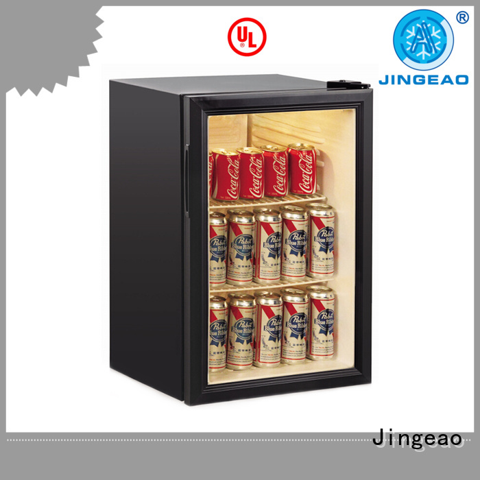 Jingeao cooler Display Cooler application for store