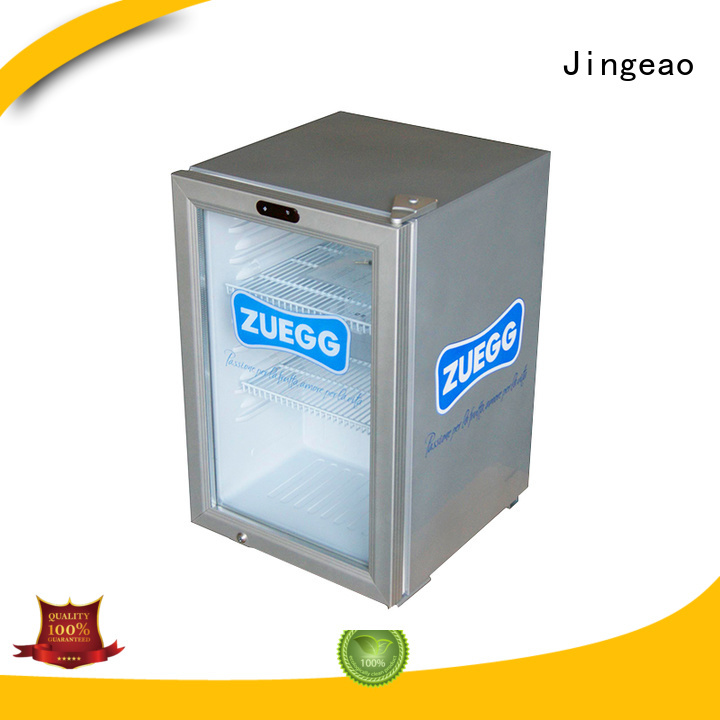 Jingeao fridge display freezer package for supermarket