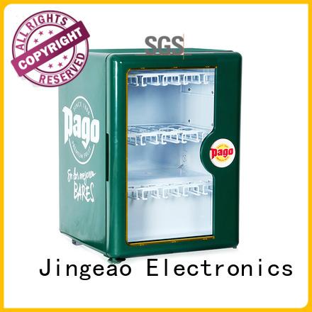 fabulous glass front fridge beverage research for restaurant