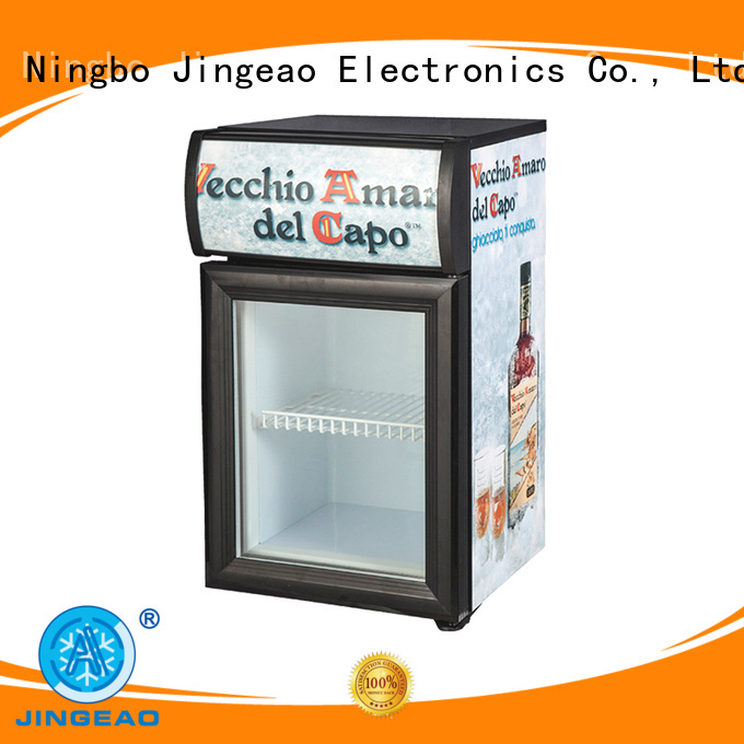 cool small display cooler display type for market