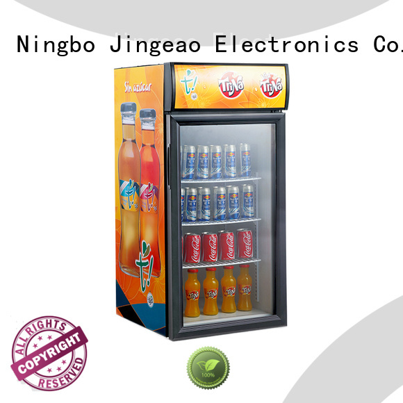 fabulous commercial drinks cooler display marketing for company