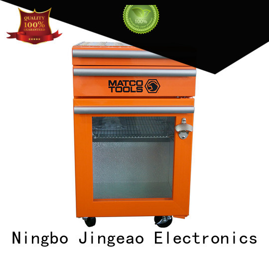Jingeao power saving fridge price overseas market for school