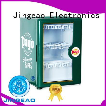 energy saving commercial beverage cooler fridge sensing for restaurant