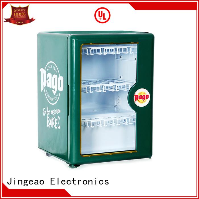high-reputation glass front fridge beverage workshops for hotel
