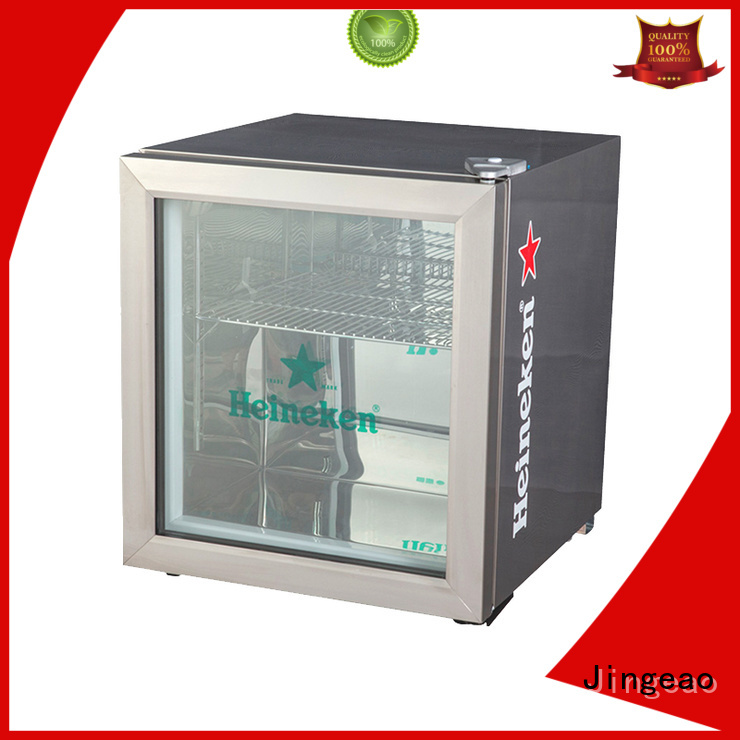beverage commercial display fridges environmentally friendly for market Jingeao