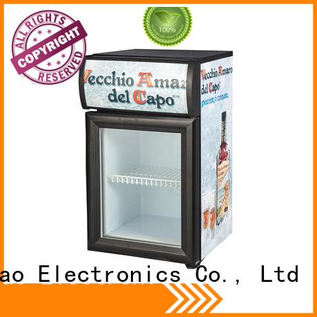 Jingeao fabulous commercial beverage cooler protection for school