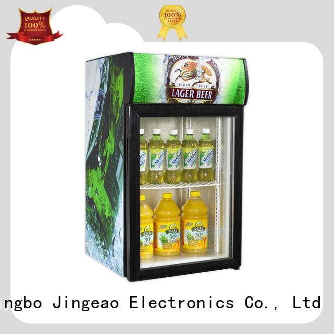 cooler beverage display refrigerator type for market Jingeao
