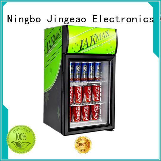 shop display fridge beverage for bar Jingeao