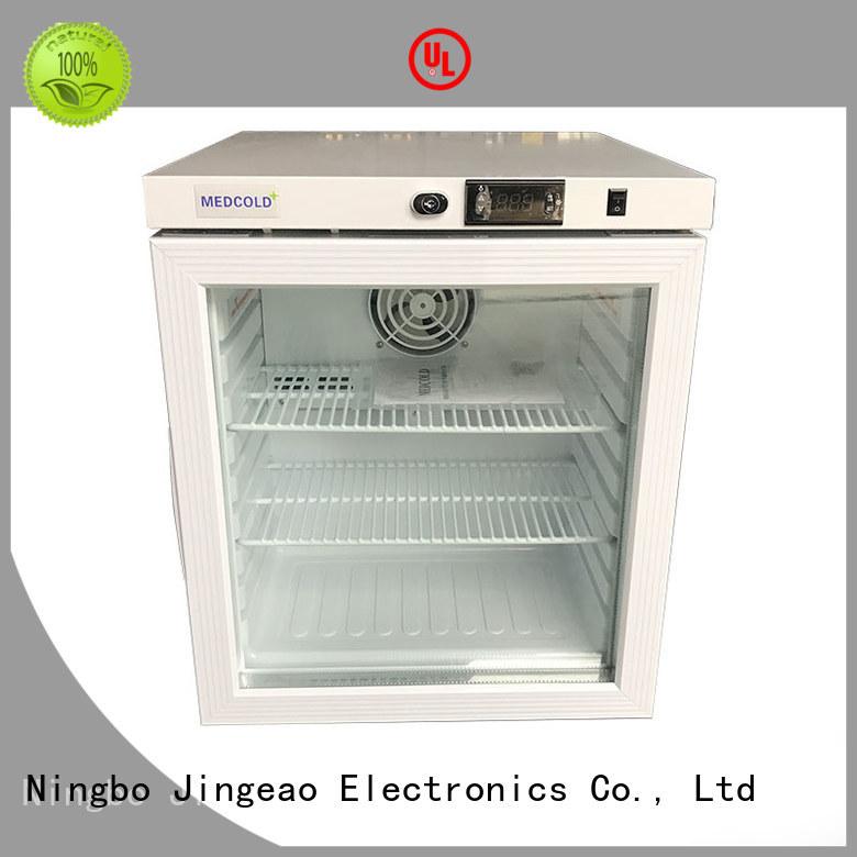 Jingeao accurate pharmacy freezer fridge for drugstore