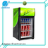 Jingeao cool upright display fridge fridge for restaurant