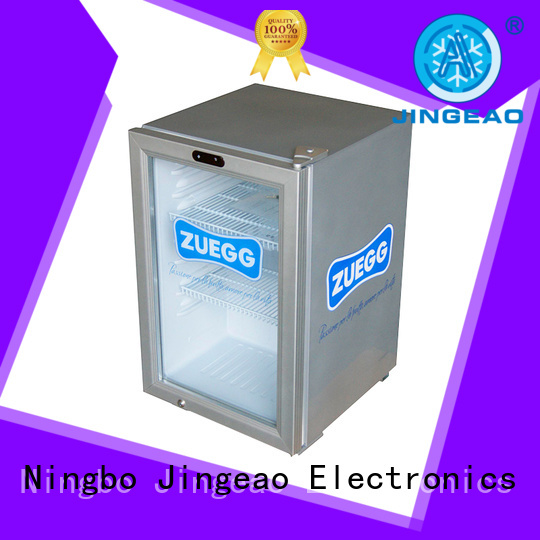 Jingeao fabulous mini display fridge management