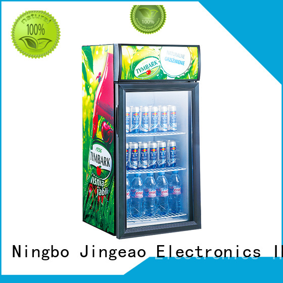 Jingeao popular Display Cooler improvement for market