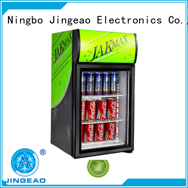 Jingeao high-reputation commercial display refrigerator package