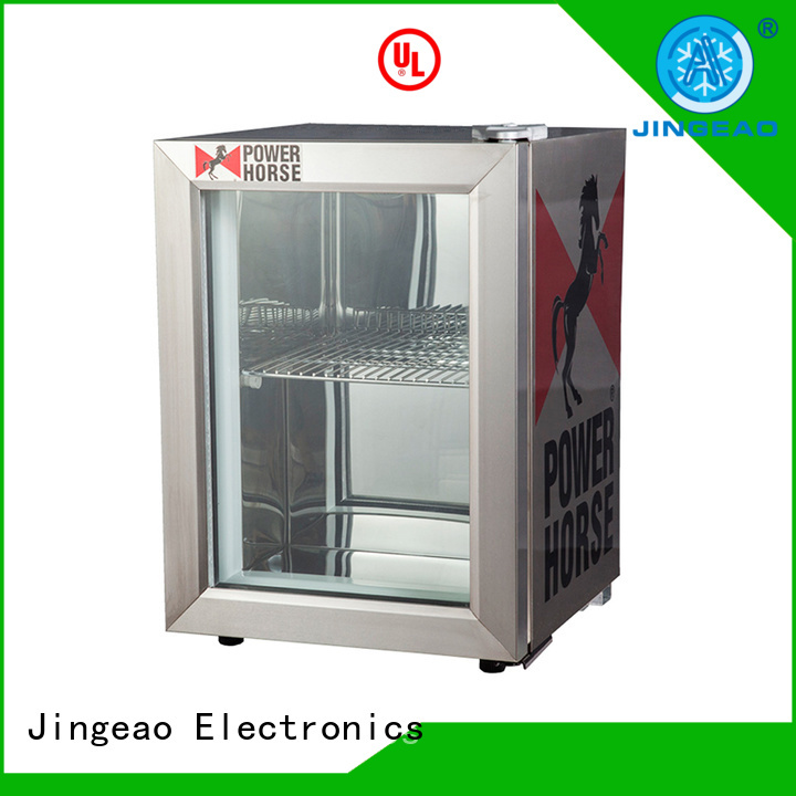 Jingeao display Display Cooler for store