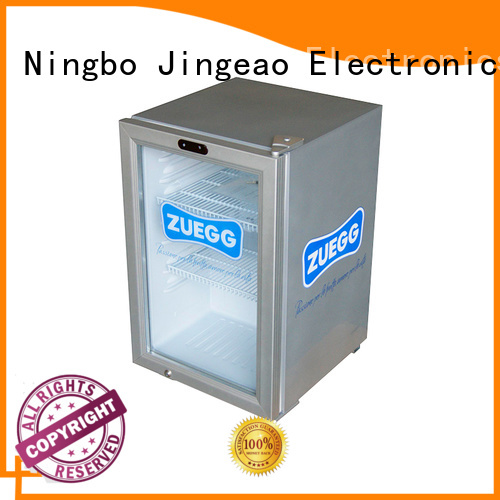 Jingeao energy saving display refrigerator for company