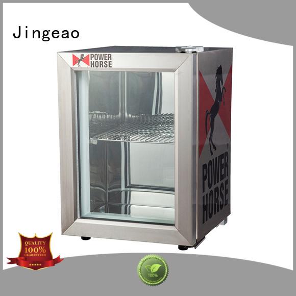 Jingeao energy saving commercial display refrigerator improvement for wine
