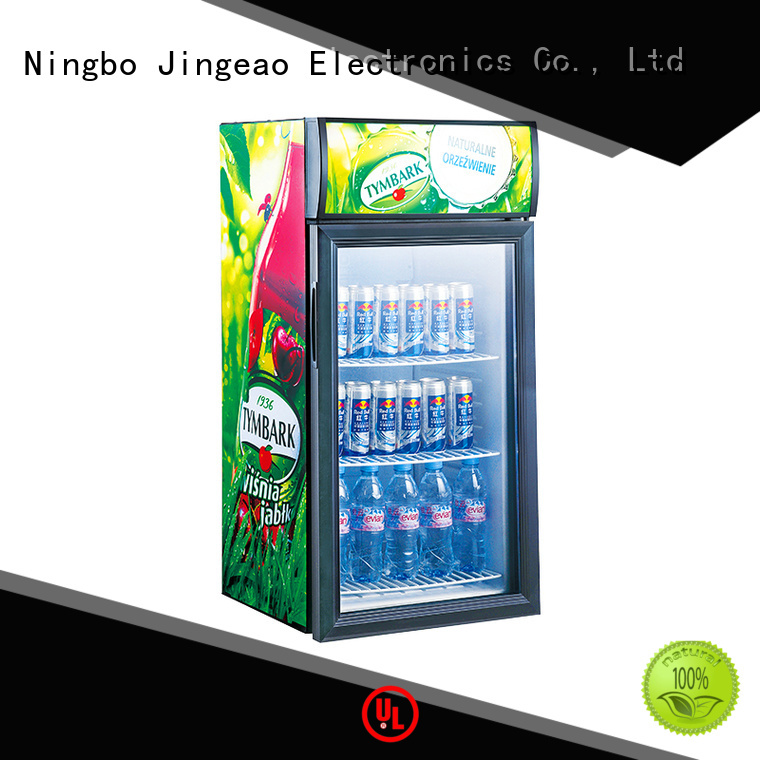 Jingeao high-reputation display freezer research for bakery