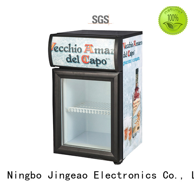 Jingeao beverage commercial display refrigerator for company