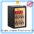 beverage display chiller environmentally friendly for hotel Jingeao