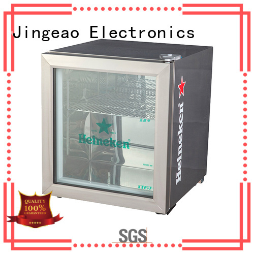 Jingeao power saving display chiller environmentally friendly for supermarket