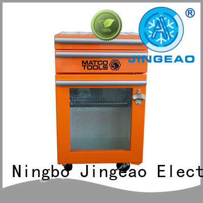 Jingeao automatic toolbox fridge for hotel