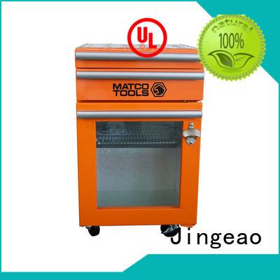 Jingeao accurate toolbox mini fridge grab now for hotel