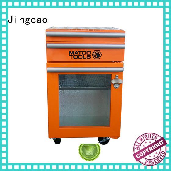 Jingeao automatic commercial display fridges export for market