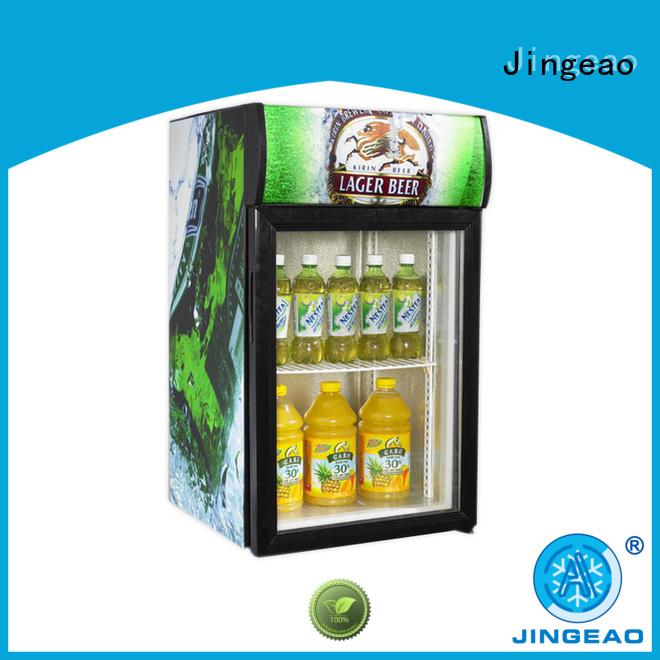 Jingeao high-reputation display chiller management for restaurant