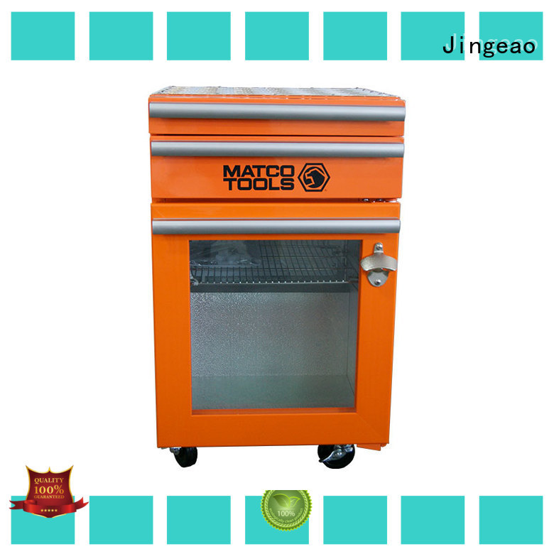 fashion design toolbox fridge blue manufacturer for hotel