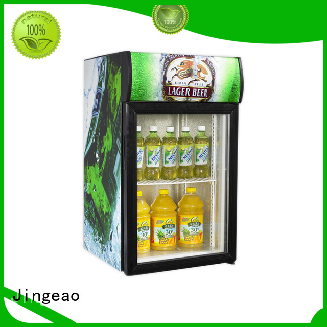 Jingeao cooler display freezer package for bakery
