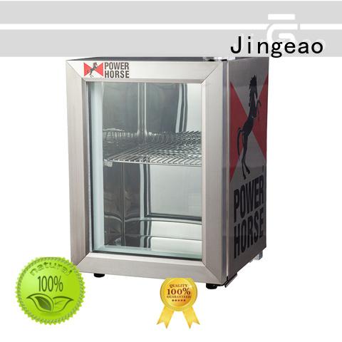 dazzing glass door refrigerator fridge protection for supermarket
