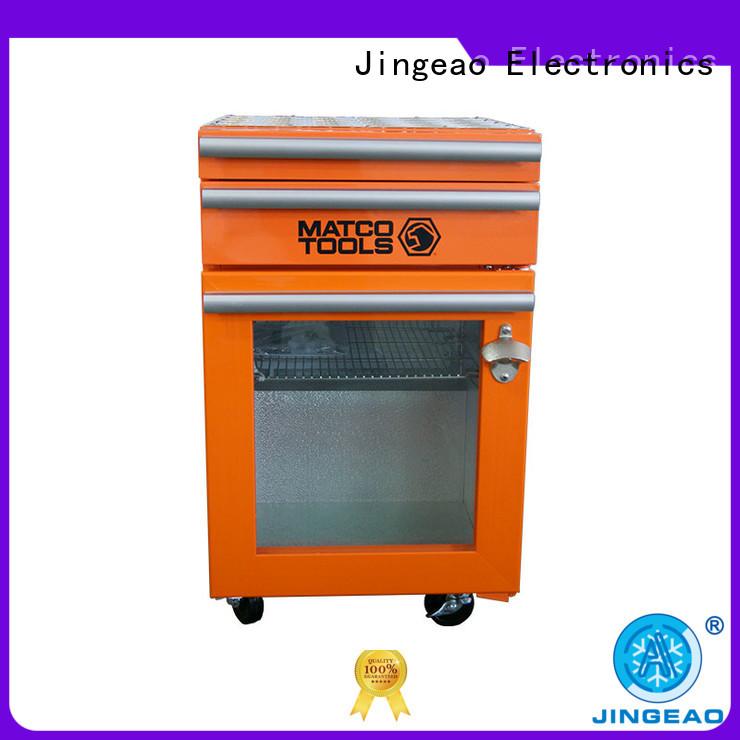 Jingeao high quality toolbox bar fridge door for company