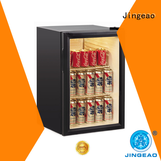Jingeao high-reputation commercial display coolers type for bakery