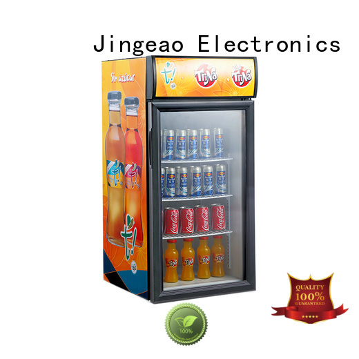 good-looking display refrigerator cooler certifications for school